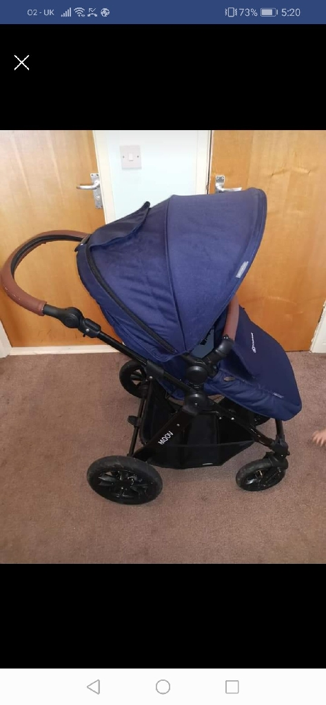 3 in 1 KinderKraft pram