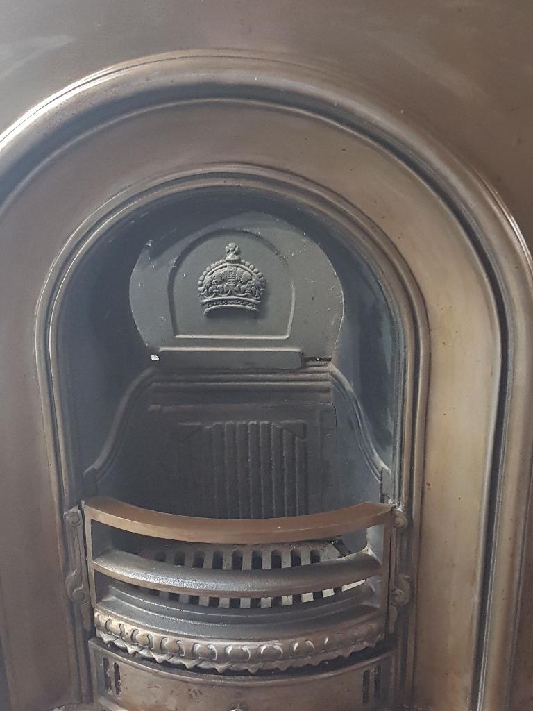 Coronet Cast Iron Fireplace