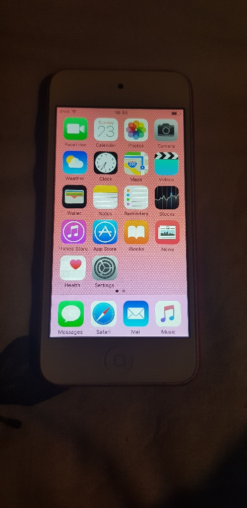Ipod touch - 5th generation