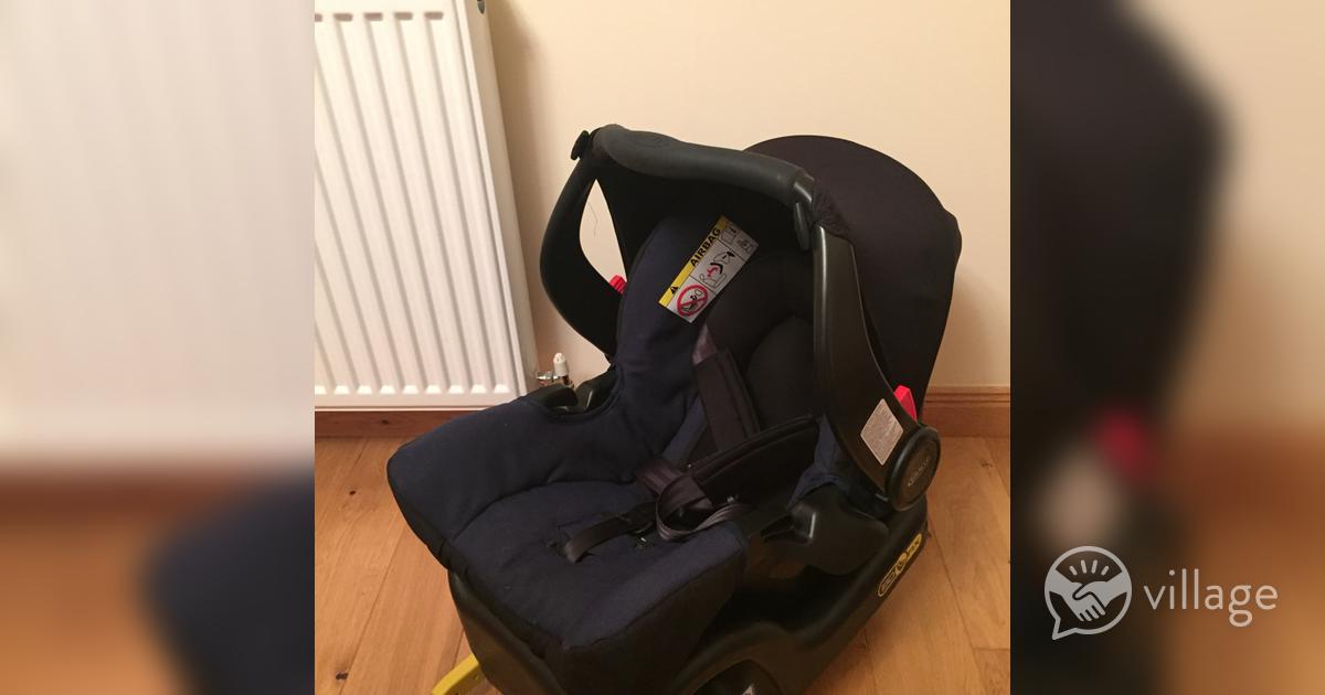 Graco Car Seat Base Isofix