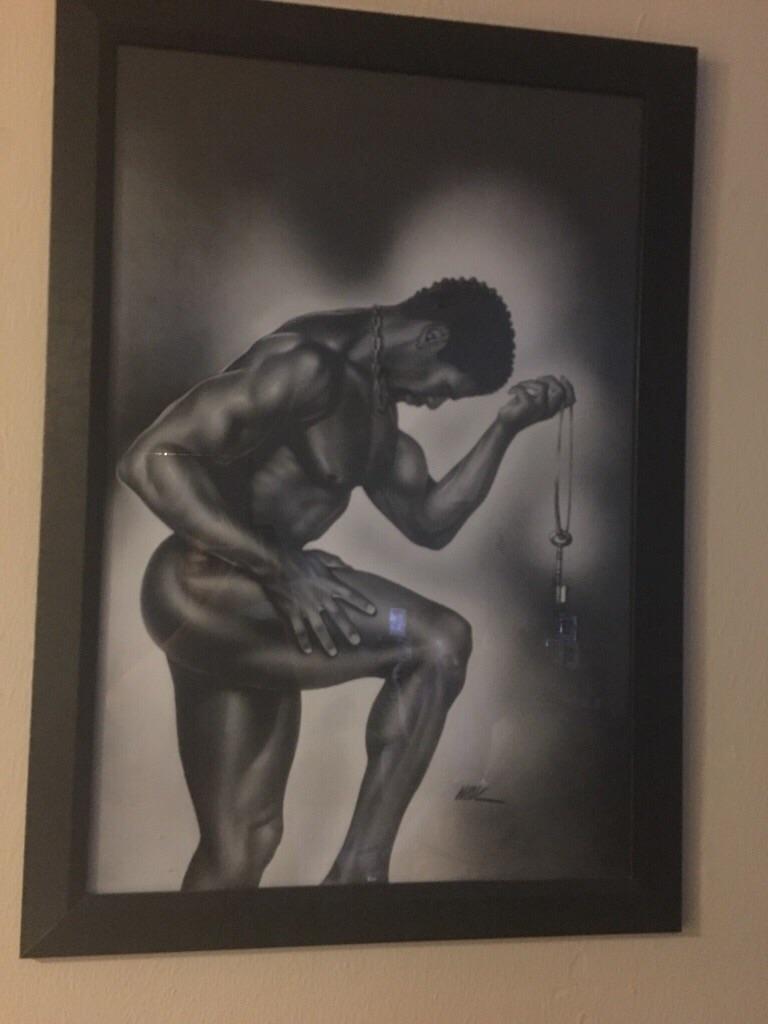 Man love frame Sketch