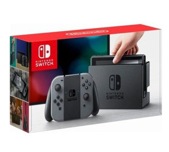 New Nintendo Switch Graycon