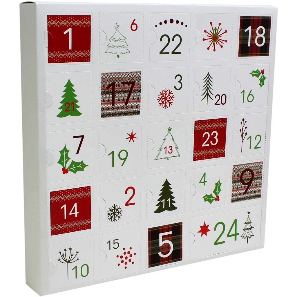 Beauty and fragrance Advent calendar