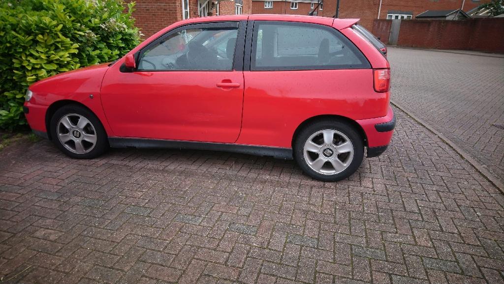 Seat Ibiza TDI 1.9 2002