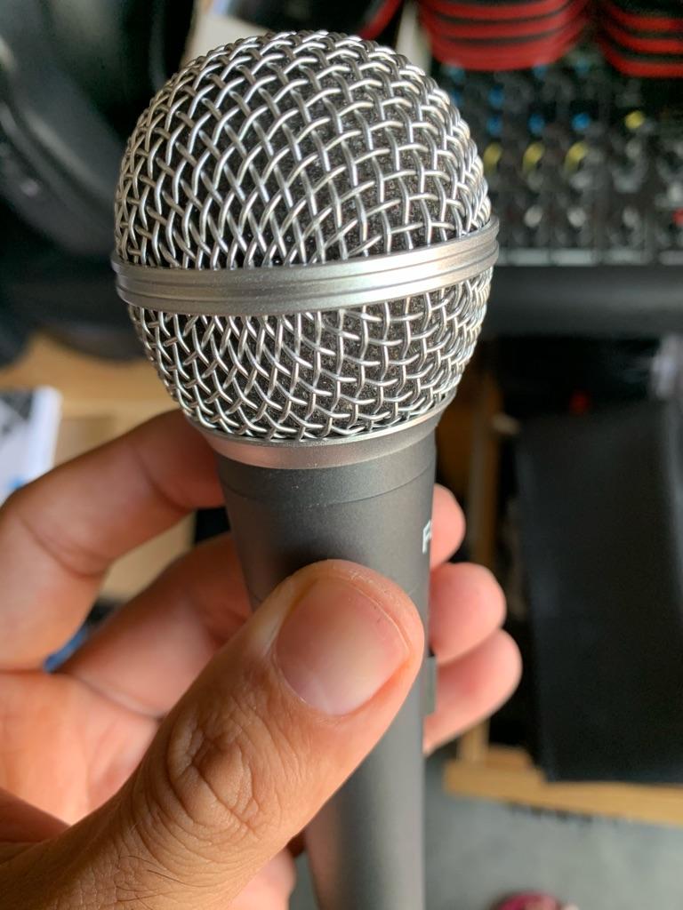 I 58 microphone