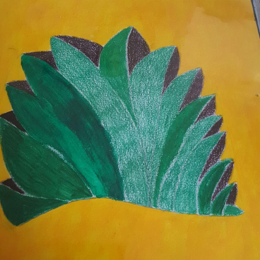 Greenish Love