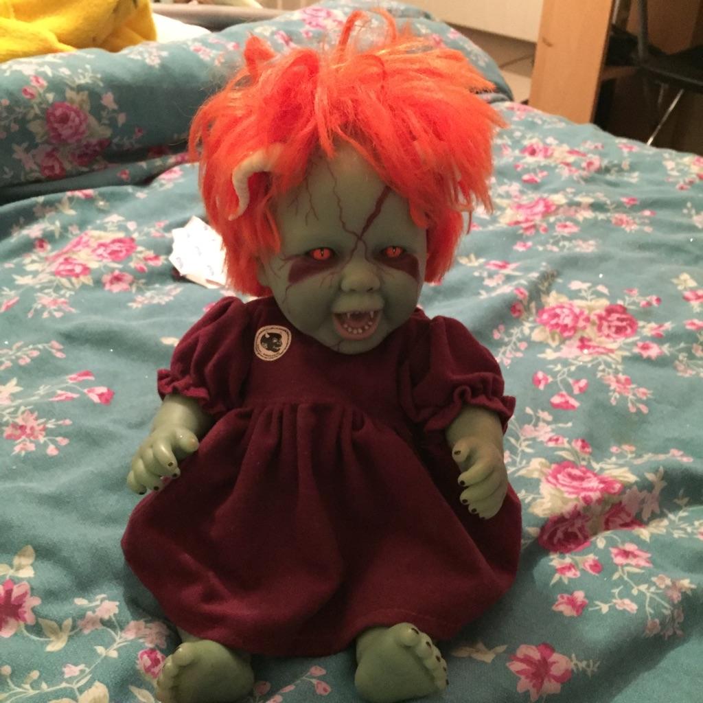 Living Dead doll baby's