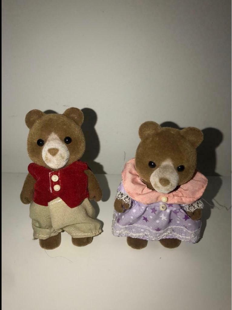 Sylvanian families: bear