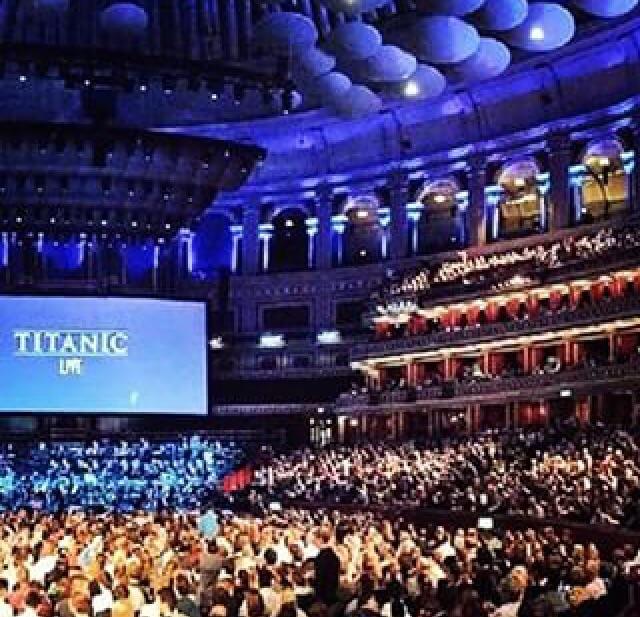 Titanic Live tickets