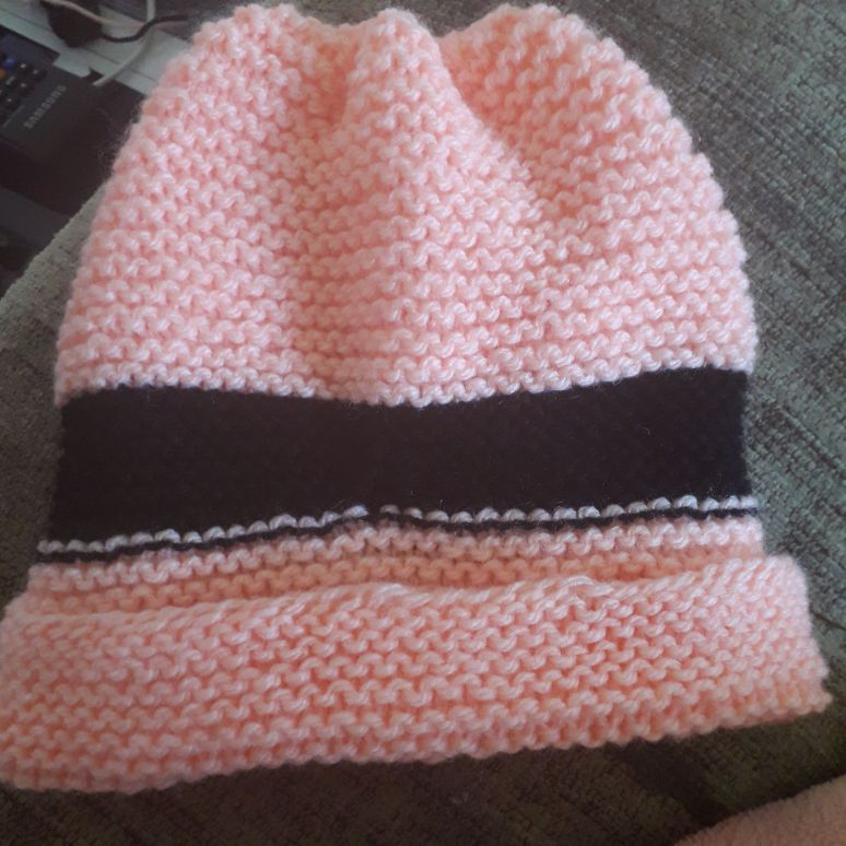 Knitted Toddlers Hat