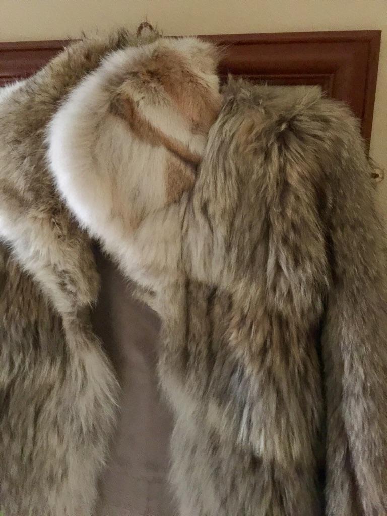 Authentic fur coat / jacket