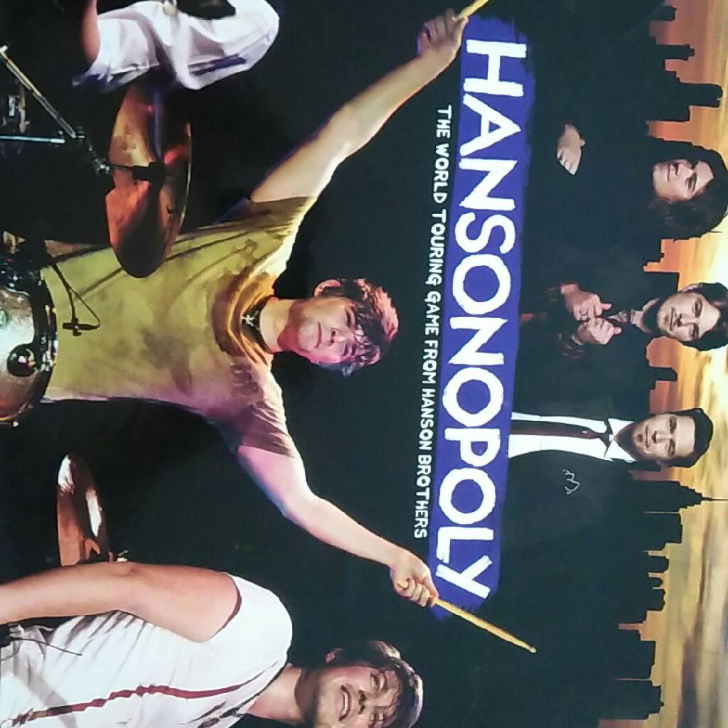 Hansonopoly never used