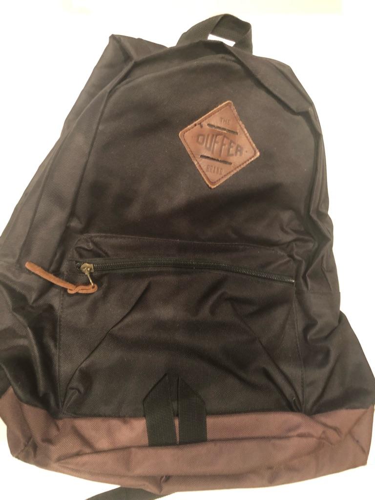 Duffer rucksack