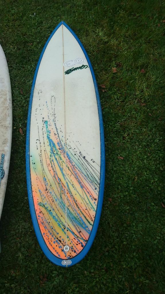 EO Surfboard 5'8