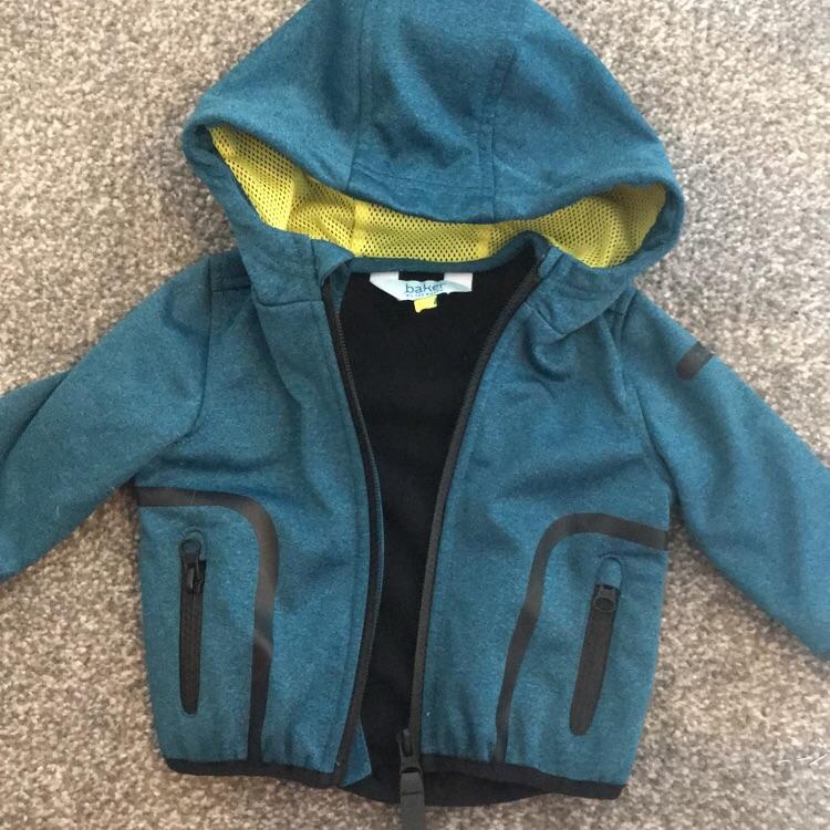 Baby boy ted baker jacket