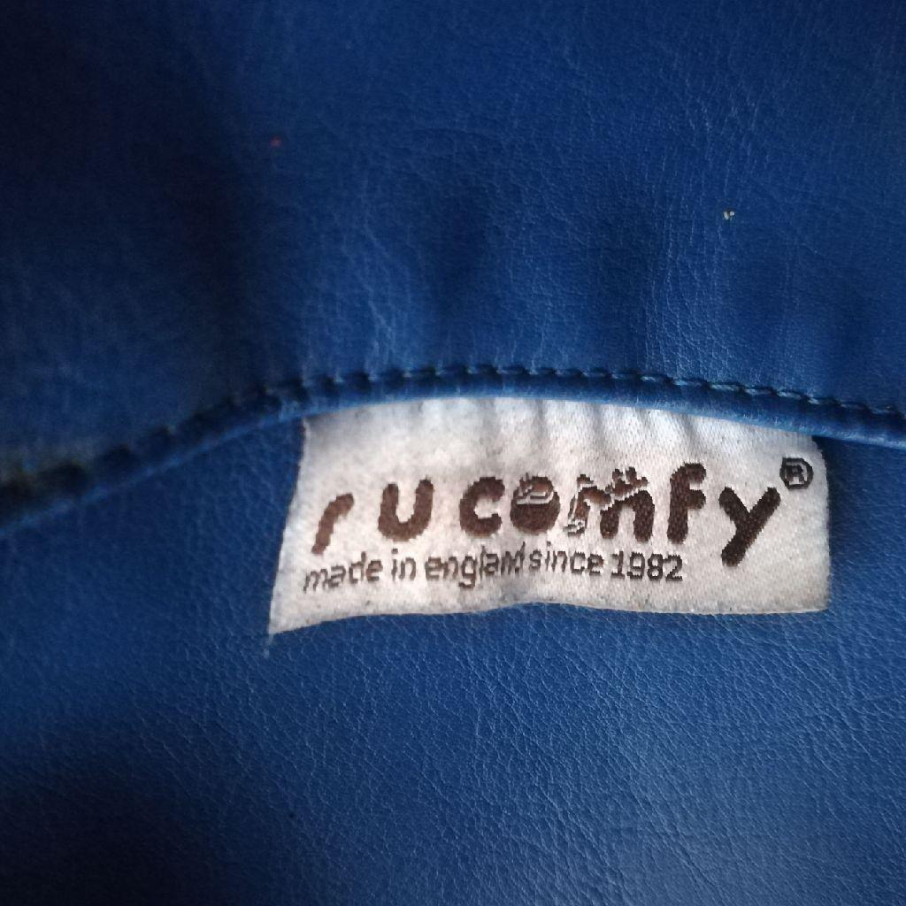 Bean bag Blue