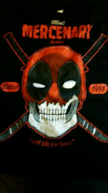 Deadpool T Shirts (read description)
