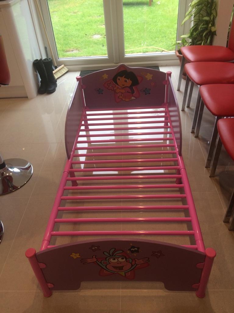 Dora the Explorer bed