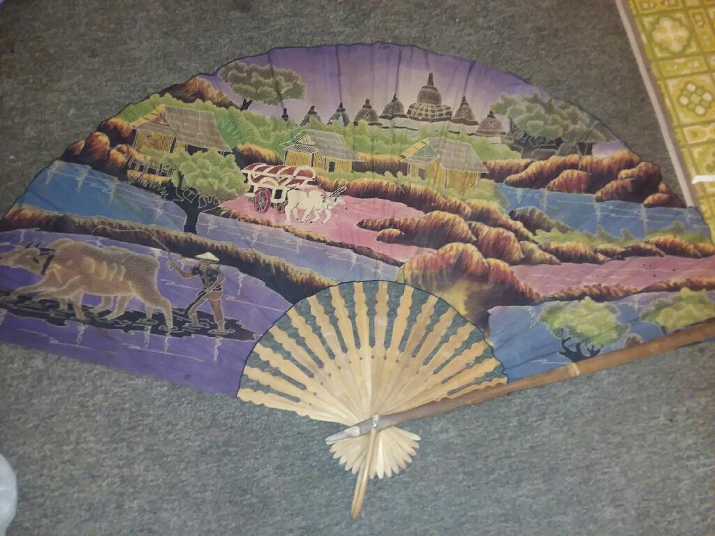 Folding Wall Fan