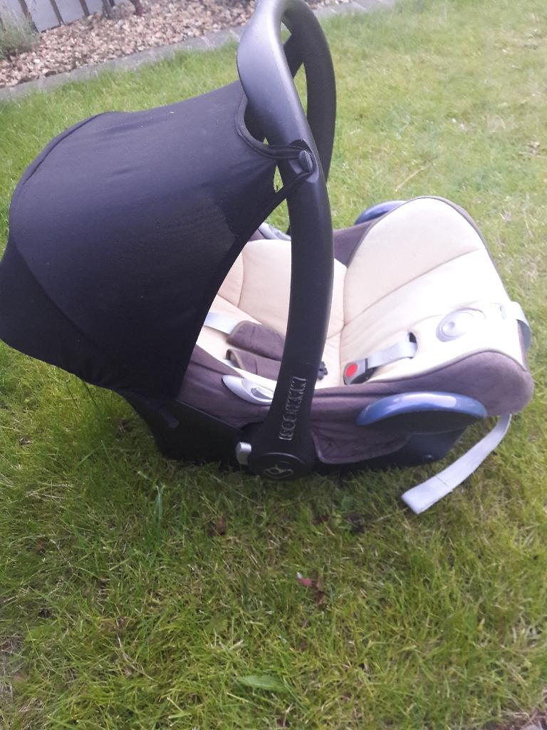 Maxi Cosie car seat