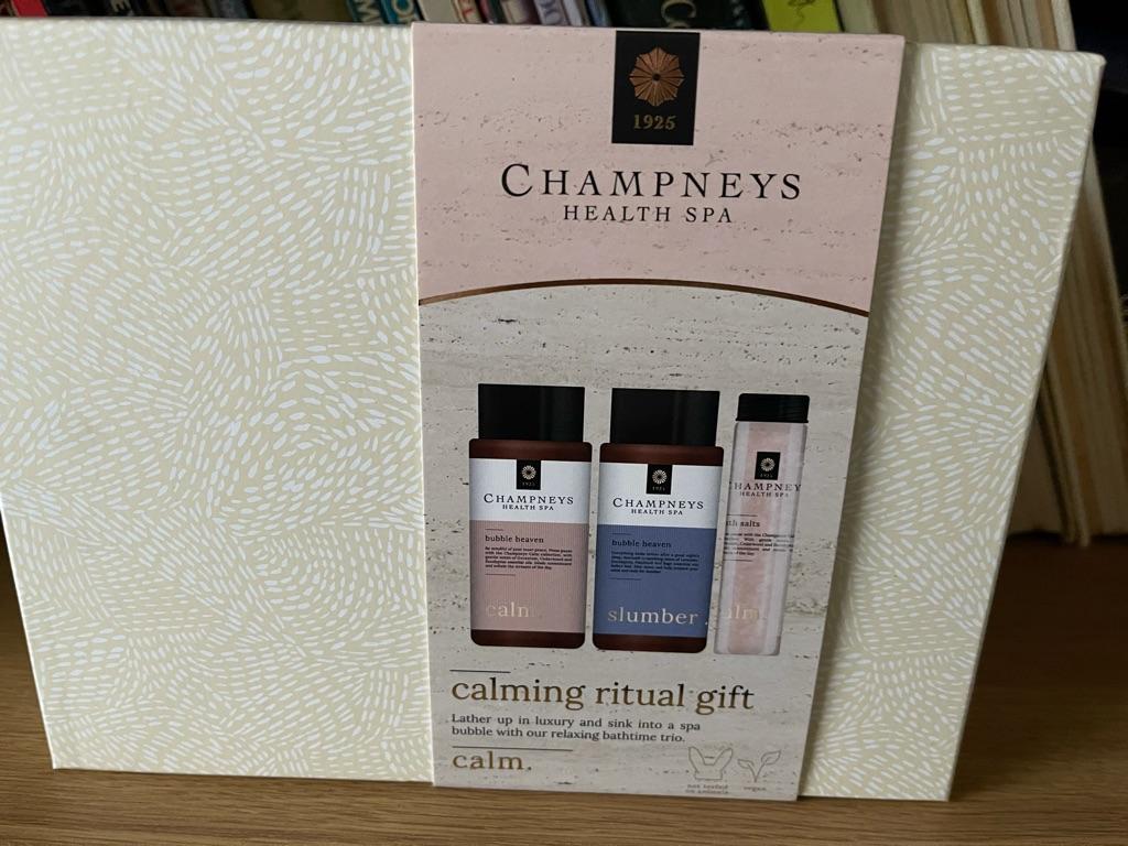 Champneys sets