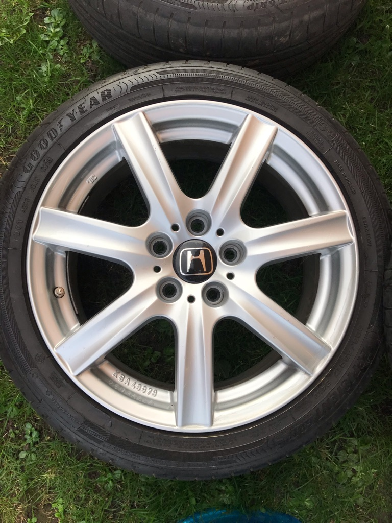 For sale alloys 17