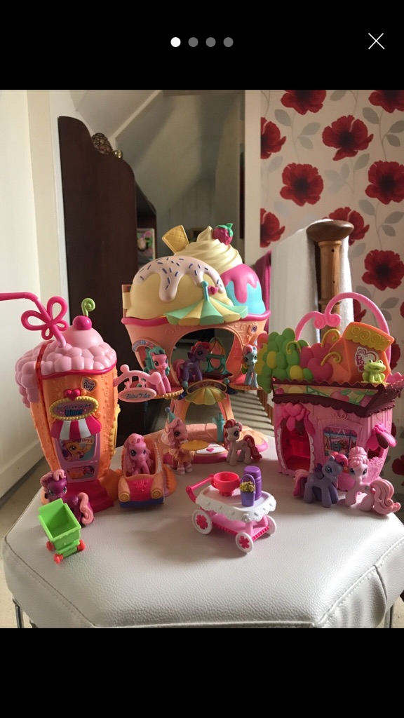 Mllp my little pony house bundle