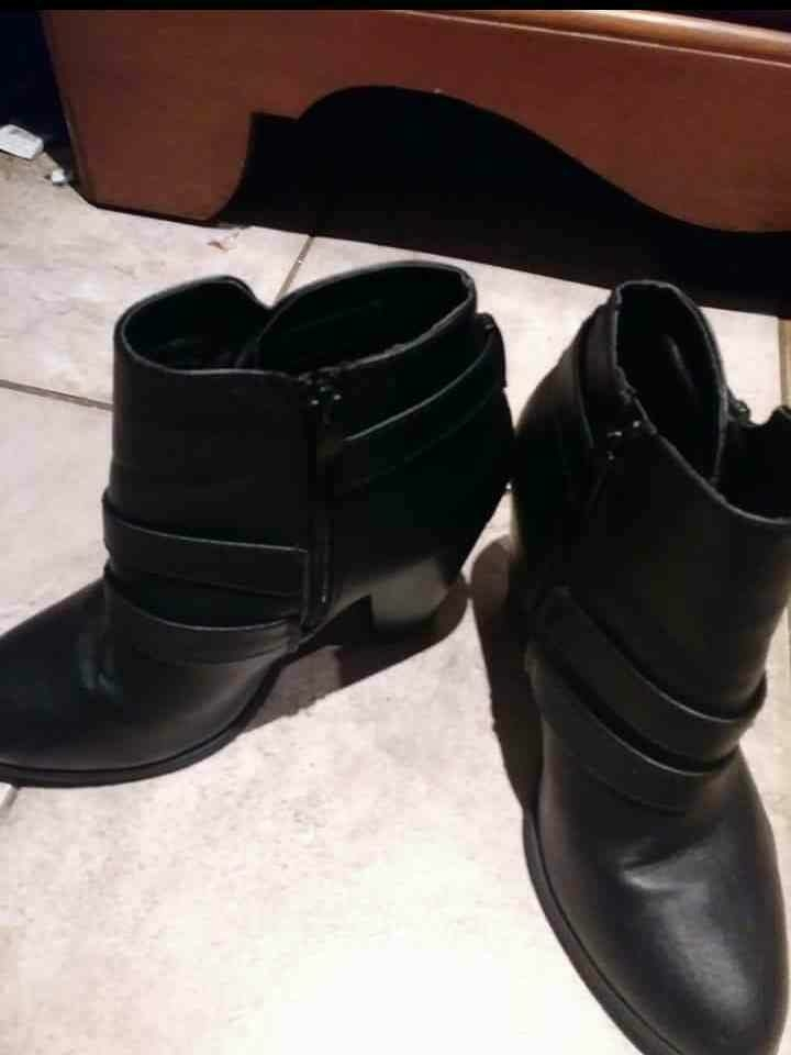 Tall and ankle boots