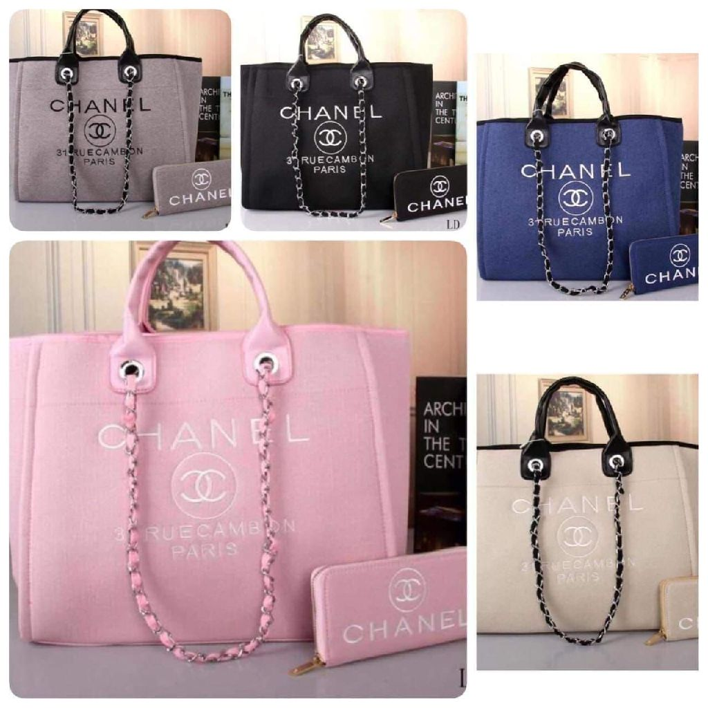 Ladies bags with or without purse