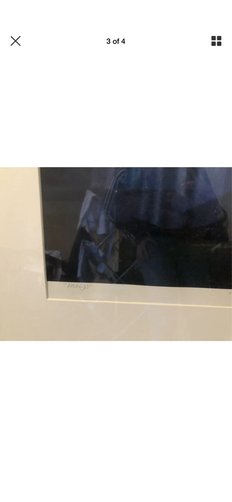 Maureen Rocksmoore painting