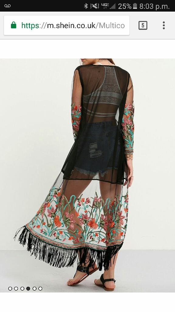 Brand new size medium kimono