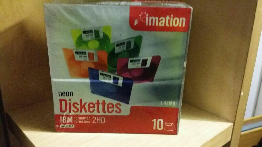PC Diskettes