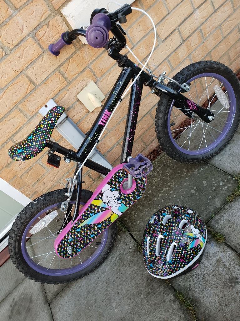 Tinkerbell bike