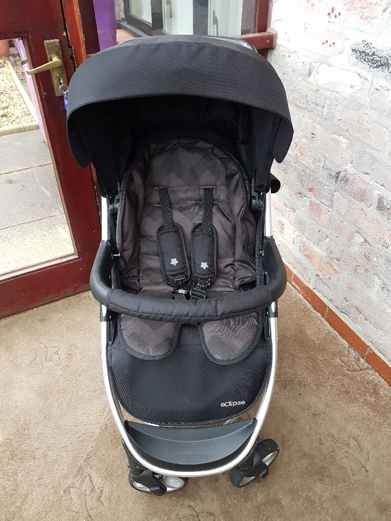My Babiie MB109+ travel system
