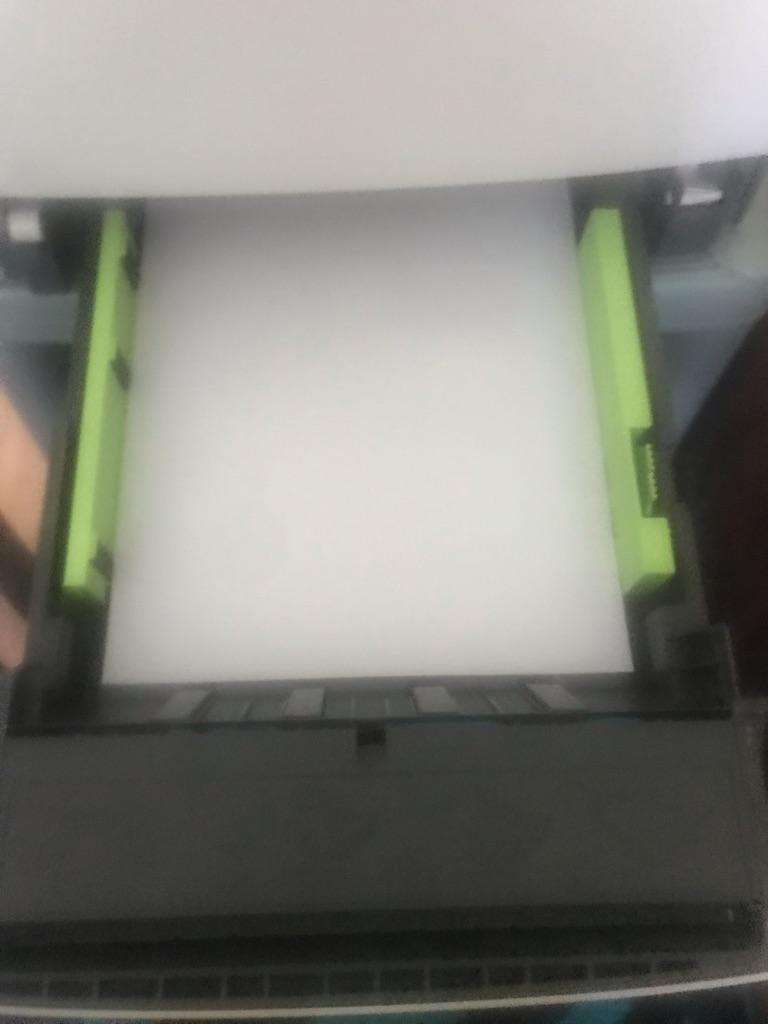 Lexmark  cx317dn laser printer