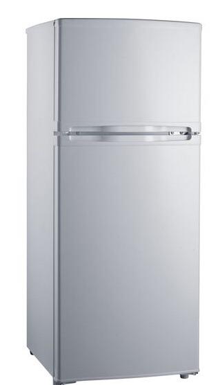 Basically new fridge freezer
