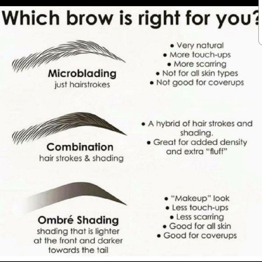 Microblading , eyelash extensions , lvl lash lift , cc brow henna