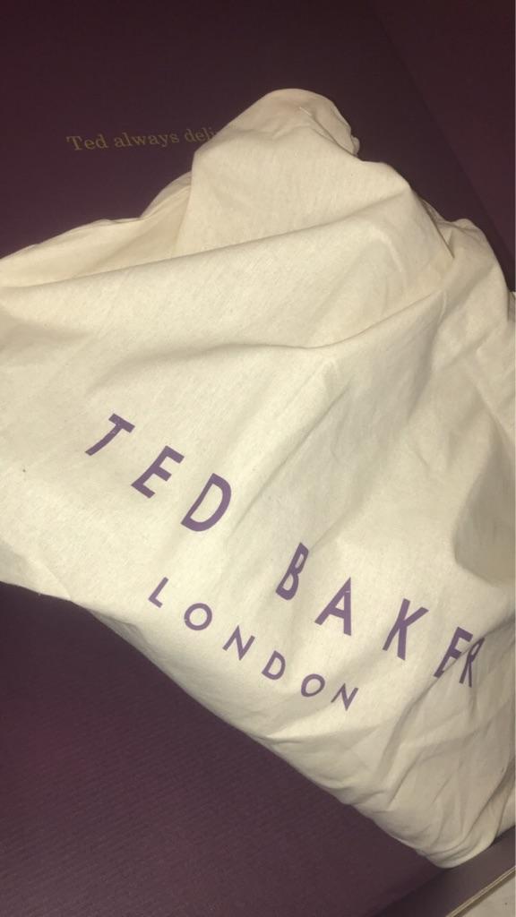 TED BAKER BAG!
