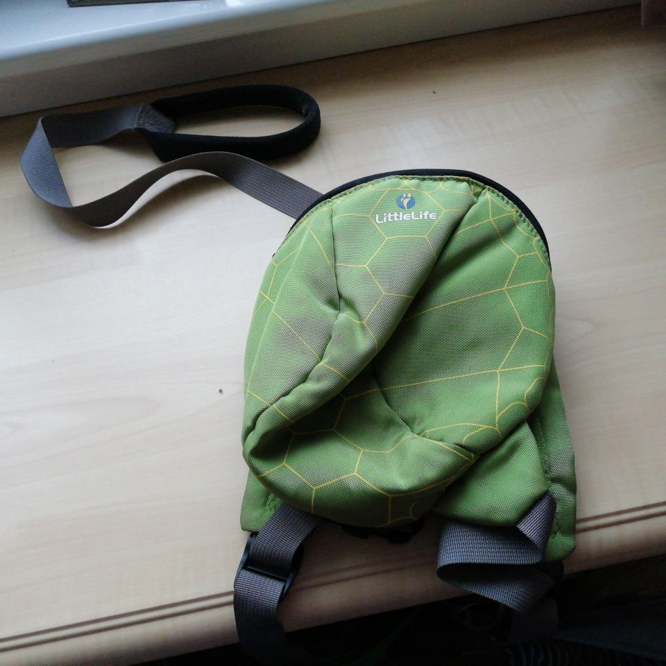 Little Life Toddler Back pack with rein