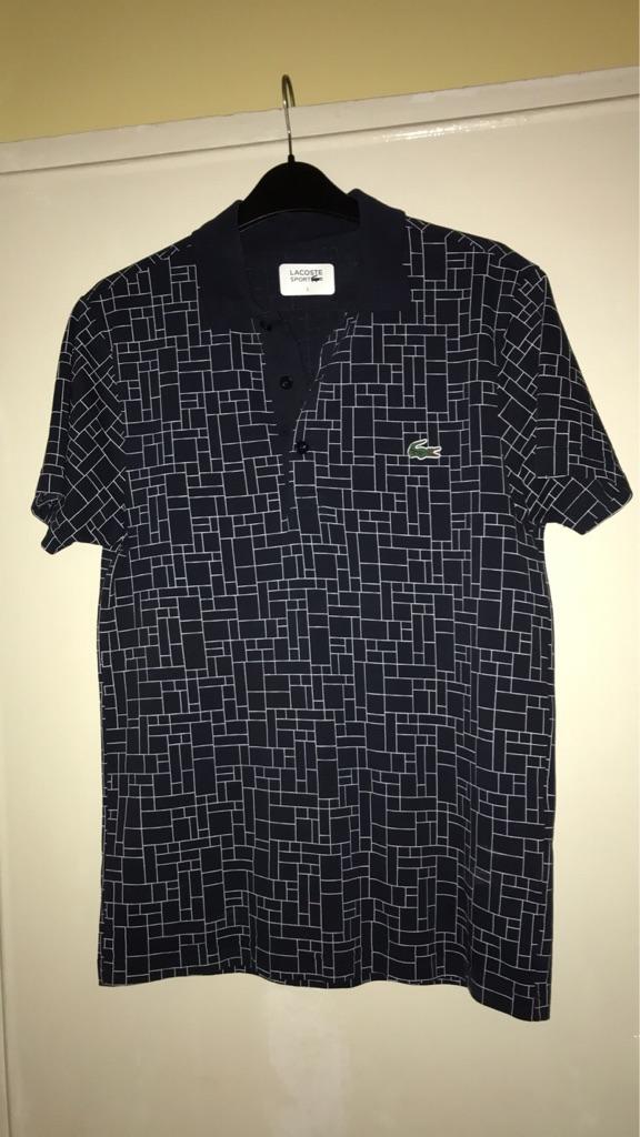 Men's Lacoste t-shirt