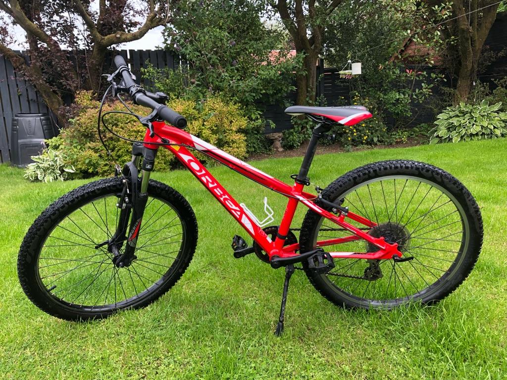 Orbea MX24 junior mountain bike