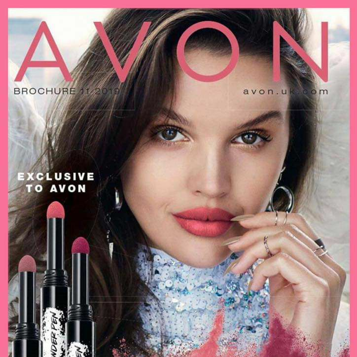 Free Avon catalogue