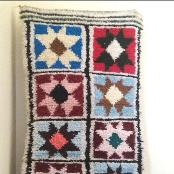 Authentic Morrocan Berber Rug