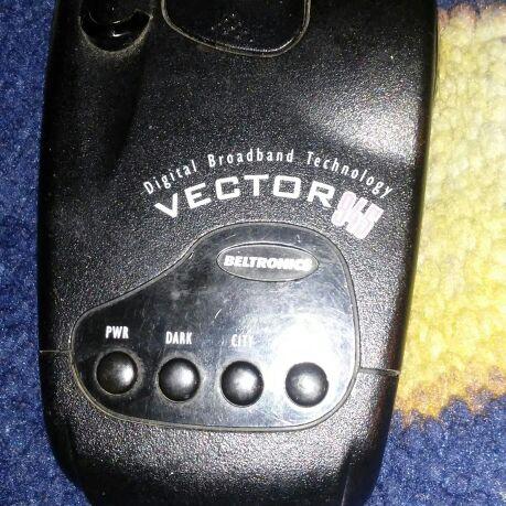 Vector Police Radar Detector