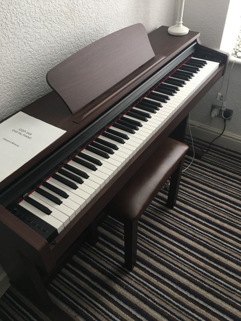 Chase Digital Piano (CDP-345) (Collection only)